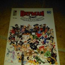Cómics: BATMAN PEQUEÑA GOTHAM 1. Lote 197215421