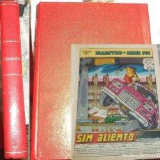 Cómics: ED. SURCO 1982 83 TOMO I CON VARIOS COMIC NUMEROS 1 DE HOMBRE DE HIERRO POWERMAN RELATOS SALVAJES . Lote 197245136