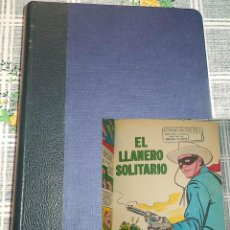 Cómics: ED. FHER TOMO CON VARIOS COMICS 1969/72 ROY ROGERS LLANERO SOLITARIO LASSIE PANTERA ROSA. Lote 197245532