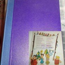 Cómics: HANNA BARBERA TELEHISTORIETA 1969 NUMERO ENCUADERNADO EN UN TOMO PASTA DURA PICAPIEDRA DON GATO... Lote 197245712