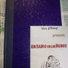 Cómics: DUMBO N.º 43 UN SABIO EN LAS NUBES Y POLLYANNA ERSA 1968 ENCUADERANDO EN UN TOMO PASTA DURA. Lote 197246248