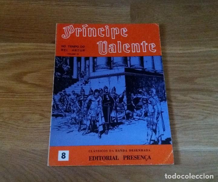 Cómics: Cómic/Tebeo. Príncipe Valente (El Príncipe Valiente) portugués (No tempo do rei Artur). Ed. Presença - Foto 2 - 197246602
