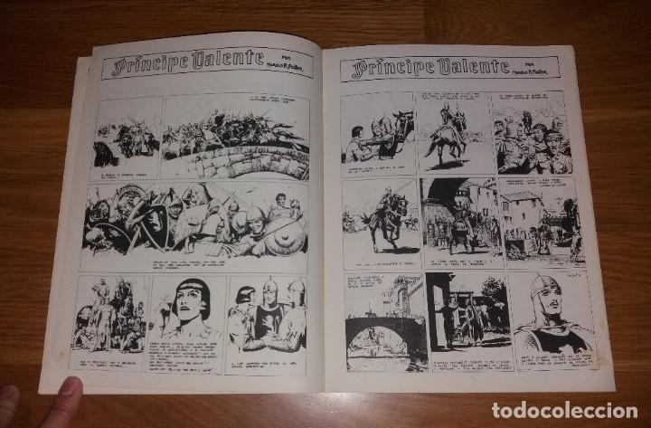 Cómics: Cómic/Tebeo. Príncipe Valente (El Príncipe Valiente) portugués (No tempo do rei Artur). Ed. Presença - Foto 3 - 197246602