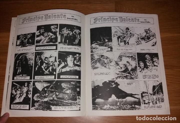 Cómics: Cómic/Tebeo. Príncipe Valente (El Príncipe Valiente) portugués (No tempo do rei Artur). Ed. Presença - Foto 4 - 197246602