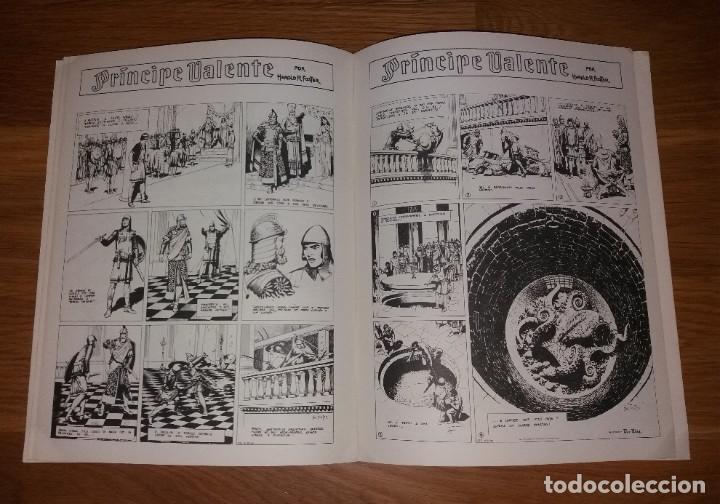 Cómics: Cómic/Tebeo. Príncipe Valente (El Príncipe Valiente) portugués (No tempo do rei Artur). Ed. Presença - Foto 5 - 197246602
