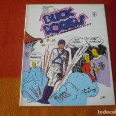 Cómics: BUCK ROGERS EN EL SIGLO 25 Nº 4 ( PHIL NOWLAN DICK CALKINS ) ¡MUY BUEN ESTADO!. Lote 197296695