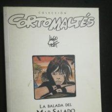 Cómics: COLECCIÓN CORTO MALTÉS. LA BALADA DEL MAR SALADO. NORMA EDITORIAL. Lote 197355175