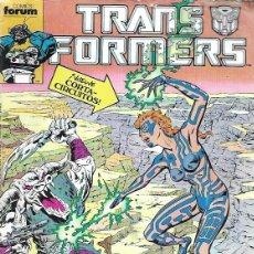 Cómics: TRANSFORMERS. FORUM 1985. Nº 41. Lote 197399981