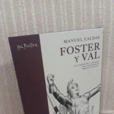 Comics: FOSTER Y VAL - MANUEL CALDAS - DOLMEN. Lote 197471967