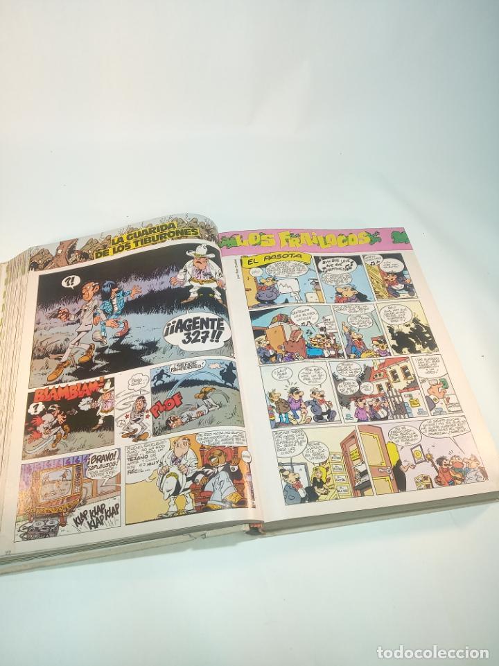 Cómics: Colección de 28 números Fuera borda. Del nº 26 al 49 + Del nº1 al 4 de Tebeoteca fueraborda. - Foto 3 - 197584797
