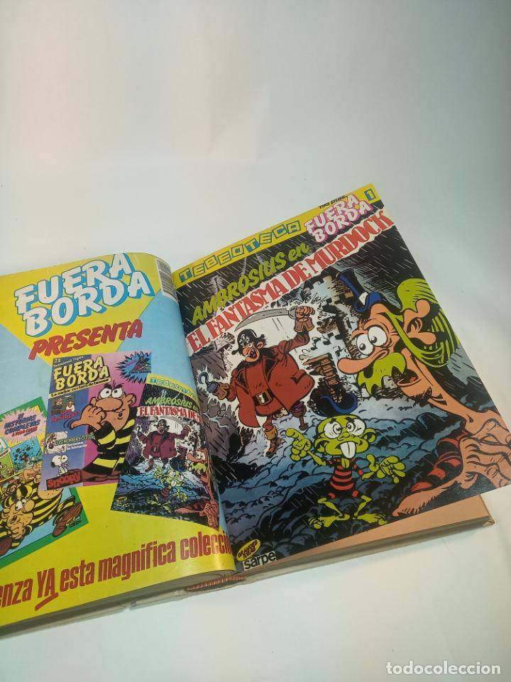 Cómics: Colección de 28 números Fuera borda. Del nº 26 al 49 + Del nº1 al 4 de Tebeoteca fueraborda. - Foto 7 - 197584797