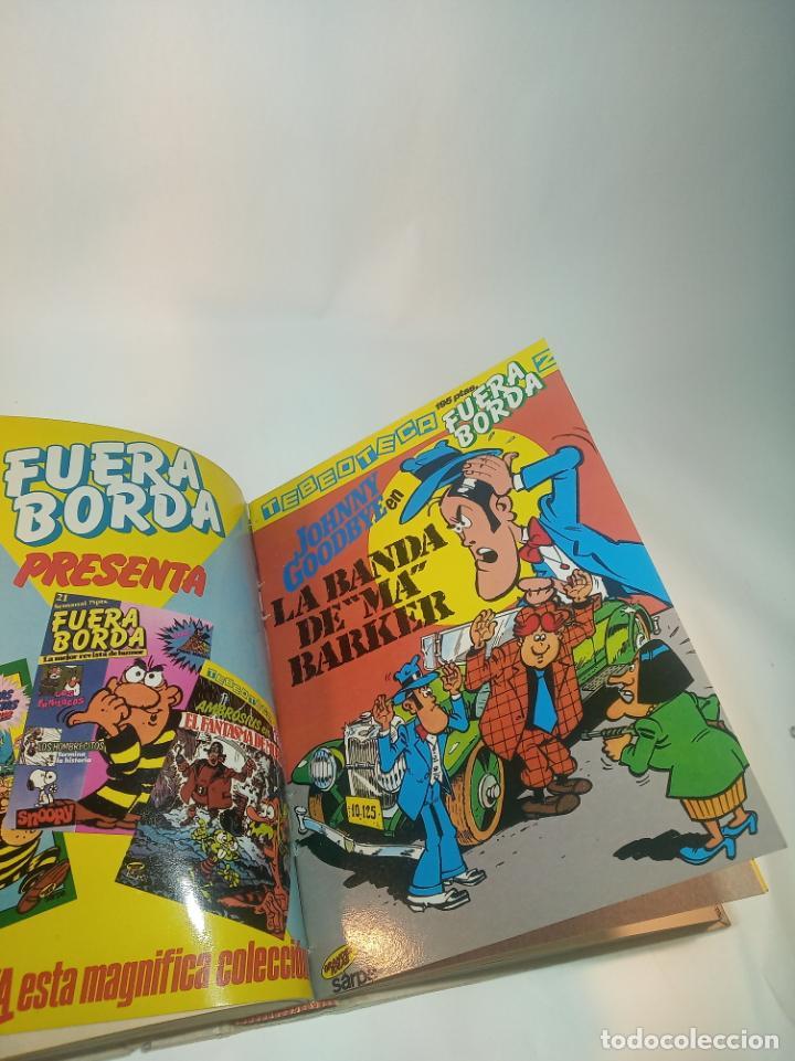 Cómics: Colección de 28 números Fuera borda. Del nº 26 al 49 + Del nº1 al 4 de Tebeoteca fueraborda. - Foto 8 - 197584797