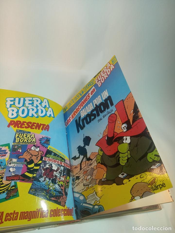 Cómics: Colección de 28 números Fuera borda. Del nº 26 al 49 + Del nº1 al 4 de Tebeoteca fueraborda. - Foto 9 - 197584797