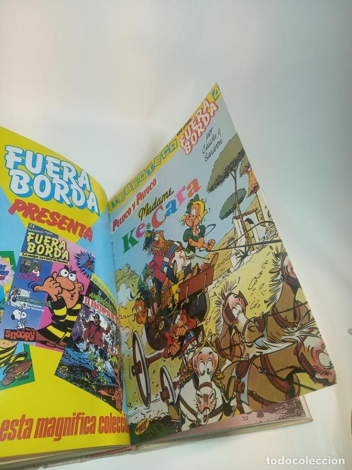 Cómics: Colección de 28 números Fuera borda. Del nº 26 al 49 + Del nº1 al 4 de Tebeoteca fueraborda. - Foto 10 - 197584797