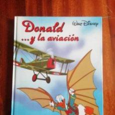 Cómics: 2 TEBEOS DONAL ... Y LA AVICION Y TARZAN, AMBOS DE WALT DISNEY. Lote 197723143