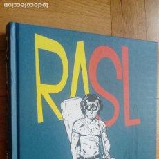 Cómics: RASL 1. JEFF SMITH. ASTIBERRI. Lote 197935061