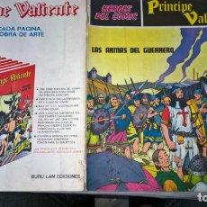 Cómics: COMIC: HEROES DEL COMIC, PRINCIPE VALIENTE Nº 52. Lote 197967896