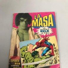 Cómics: LA MASA. Lote 197971046