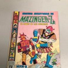 Cómics: MAZINGER Z. Lote 197971180