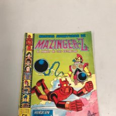 Cómics: MAZINGER Z. Lote 197971190