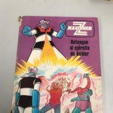 Cómics: MAZINGER Z. Lote 197972282