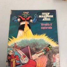 Cómics: MAZINGER Z. Lote 197972322