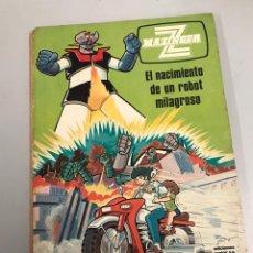 Cómics: MAZINGER Z. Lote 197972493
