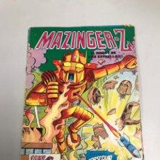 Cómics: MAZINGER Z. Lote 197972577