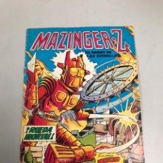 Cómics: MAZINGER Z. Lote 197972605