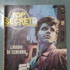Cómics: TOP SECRET 1. Lote 198075080
