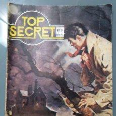 Cómics: TOP SECRET 2. Lote 198075086