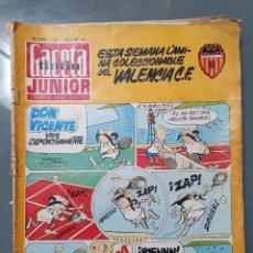 Cómics: GACETA JUNIOR 67. Lote 198075102