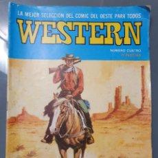 Cómics: WESTERN 4. Lote 198075115