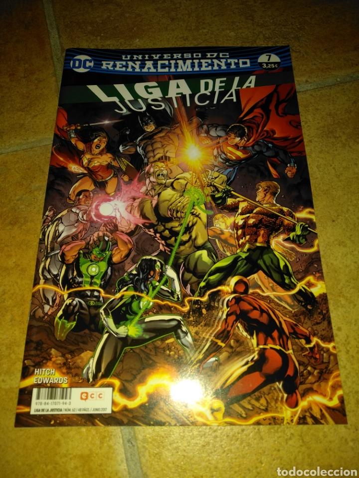 LIGA DE LA JUSTICIA 7 (Tebeos y Comics - Comics otras Editoriales Actuales)