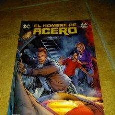 Cómics: EL HOMBRE DE ACERO 2. Lote 198082221