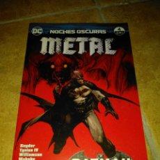 Cómics: NOCHES OSCURAS METAL 4. Lote 198082540