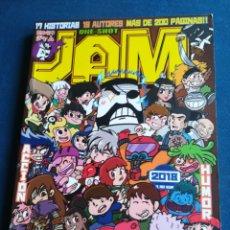 Cómics: JAM CÓMIC 17 HISTORIAS 19 AUTORES MÁS DE 200 PÁGINAS HUMOR. Lote 198130171