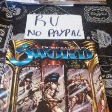 Comics : SWORD TERCERA ÉPOCA NÚMERO 3 LOS ORÍGENES DE CONAN. Lote 198186760