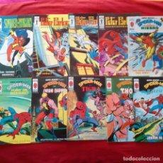 Cómics: LOTAZO 115 COMICS SUPERHEROES VERTICE MARVEL AÑOS 70-80. Lote 198191366