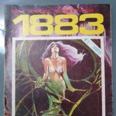 Cómics: 1883 Nº 3. Lote 198193851