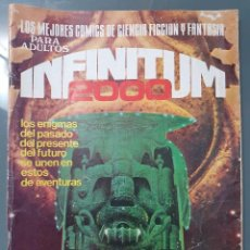 Cómics: INFINITUM 2000 Nº 9. Lote 198194747