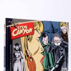 Cómics: STEVE CANYON. 1949. PASAPORTE A LA AVENTURA (MILTON CANIIF) KRAKEN, 2014. OFRT ANTES 32E. Lote 221740615