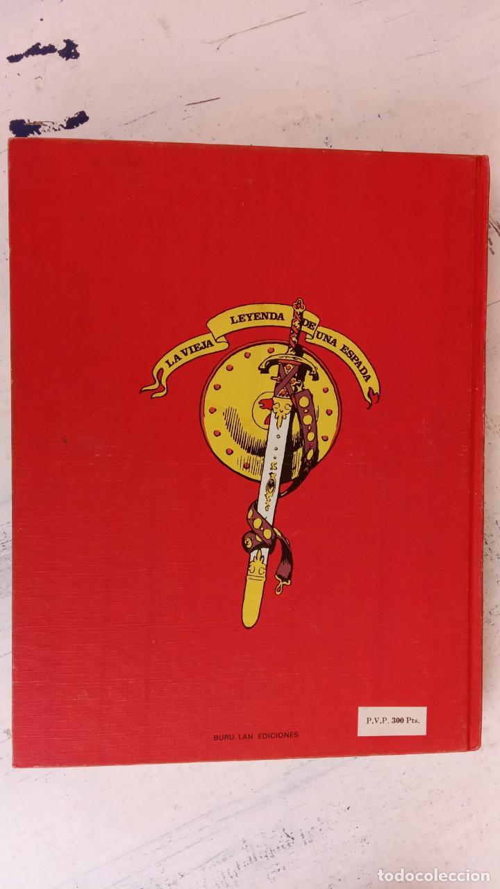 Cómics: EL PRINCIPE VALIENTE Nº 1 - EDI. BURULAN 1974 - MAGNÍFICO ESTADO - 240 PGS. - Foto 3 - 198252597