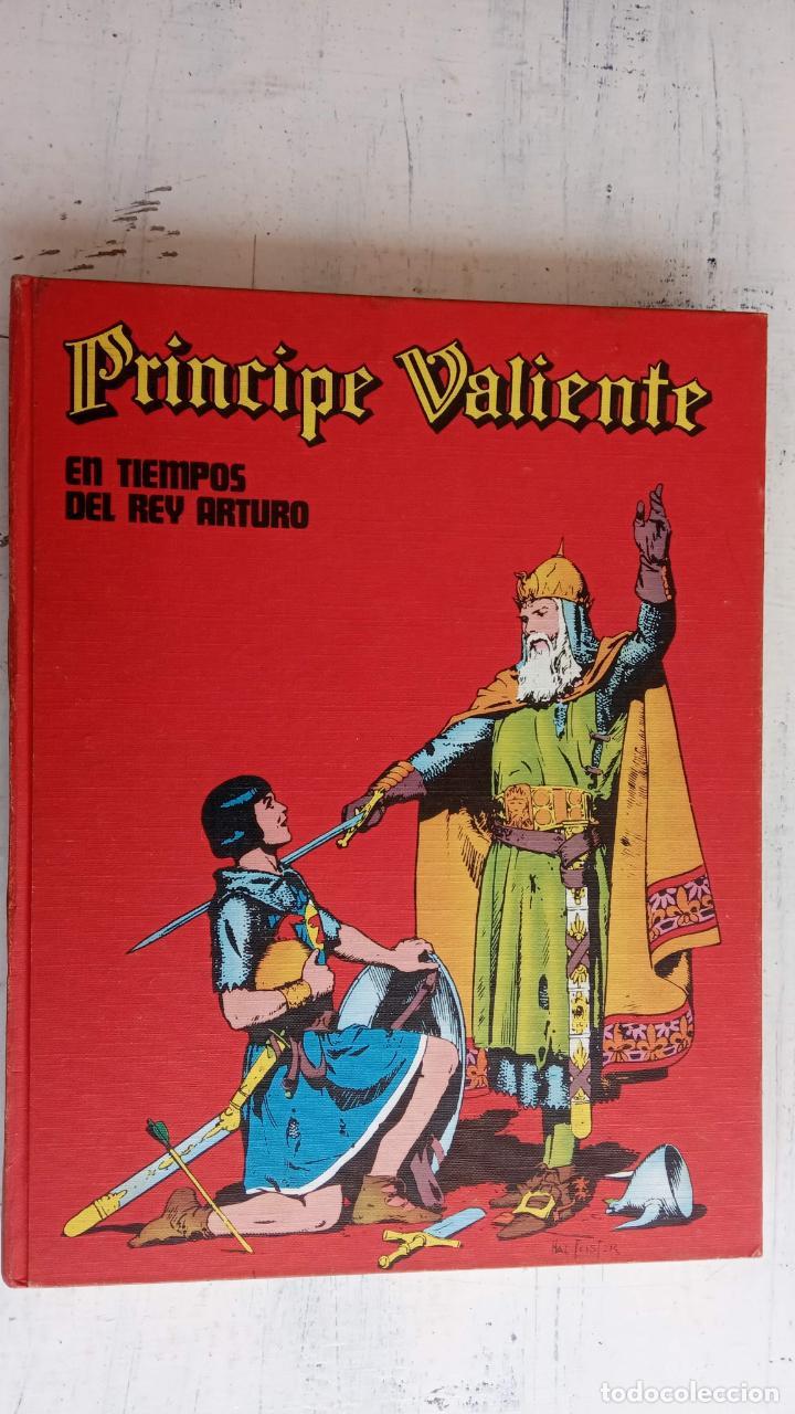 Cómics: EL PRINCIPE VALIENTE Nº 1 - EDI. BURULAN 1974 - MAGNÍFICO ESTADO - 240 PGS. - Foto 4 - 198252597