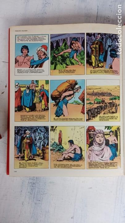 Cómics: EL PRINCIPE VALIENTE Nº 1 - EDI. BURULAN 1974 - MAGNÍFICO ESTADO - 240 PGS. - Foto 5 - 198252597