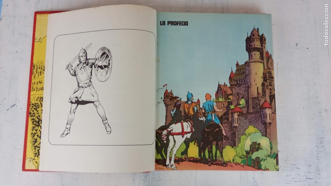 Cómics: EL PRINCIPE VALIENTE Nº 1 - EDI. BURULAN 1974 - MAGNÍFICO ESTADO - 240 PGS. - Foto 6 - 198252597