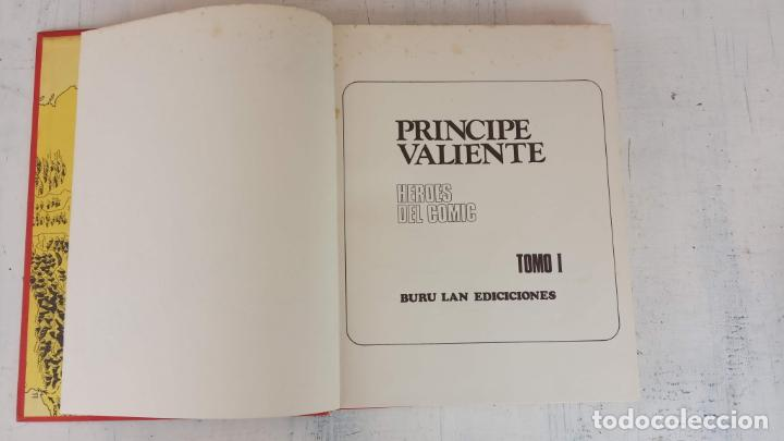 Cómics: EL PRINCIPE VALIENTE Nº 1 - EDI. BURULAN 1974 - MAGNÍFICO ESTADO - 240 PGS. - Foto 7 - 198252597