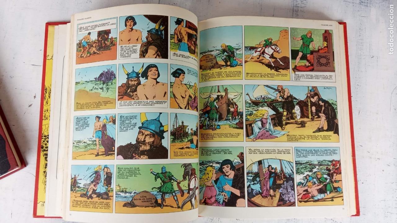 Cómics: EL PRINCIPE VALIENTE Nº 1 - EDI. BURULAN 1974 - MAGNÍFICO ESTADO - 240 PGS. - Foto 9 - 198252597