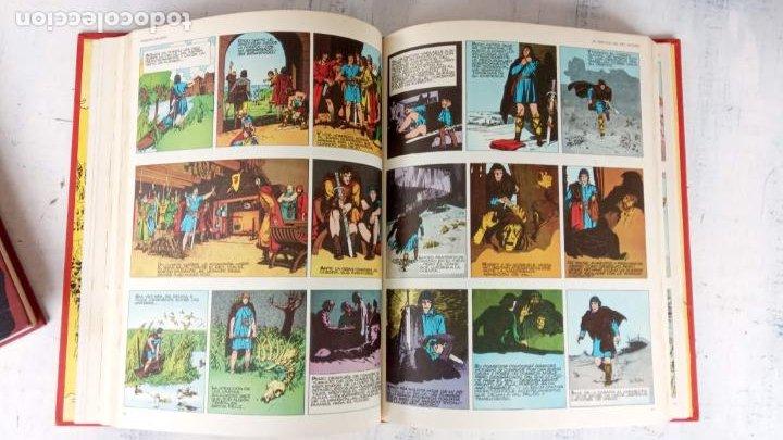 Cómics: EL PRINCIPE VALIENTE Nº 1 - EDI. BURULAN 1974 - MAGNÍFICO ESTADO - 240 PGS. - Foto 10 - 198252597