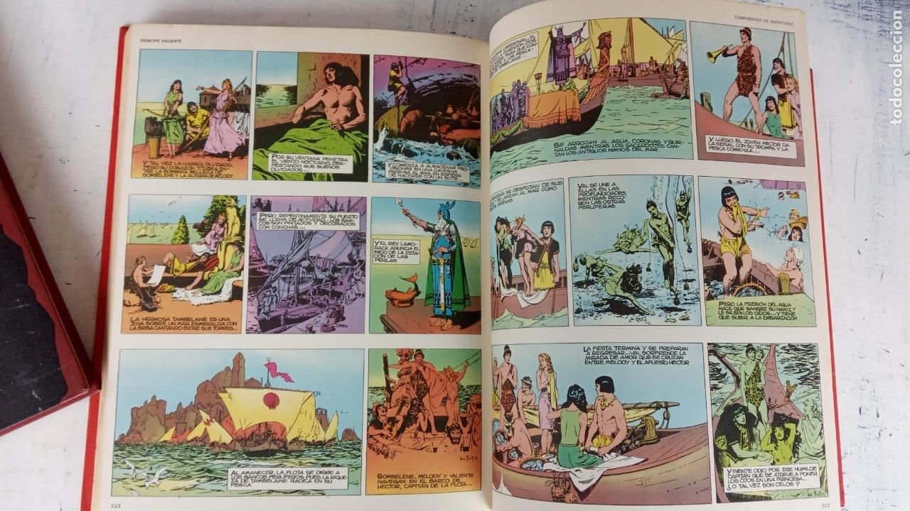 Cómics: EL PRINCIPE VALIENTE Nº 1 - EDI. BURULAN 1974 - MAGNÍFICO ESTADO - 240 PGS. - Foto 11 - 198252597